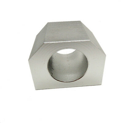 Aluminium Alloy ballscrew nut housing bracker holder SFU2005 2010 ball support