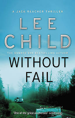 Without Fail: (Jack Reacher 6)  by Lee Child Paperback BESTSELLER BRAND NEW