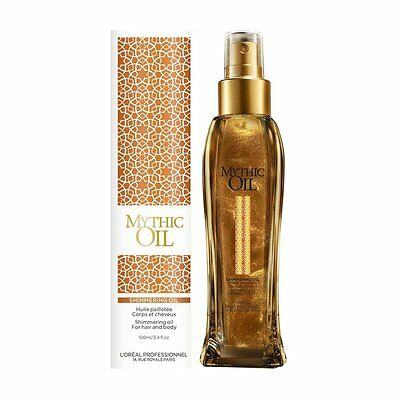 New Version L'Oreal Professionnel Mythic Shimmering Oil 100ml