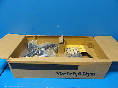 Welch Allyn Tycos 590614 Aneroid BP Monitor Stand W/ Weight ~ INCOMPLETE (10917)