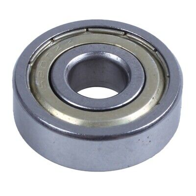 6200Z 10mm x 30mm x 9mm Double Shielded Ball Bearing AD