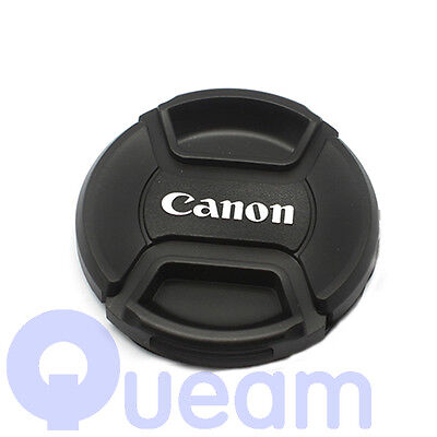 77mm Centre Pinch Snap-on Lens Cap for Canon Camera 77mm Thread