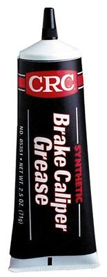 CRC 5351 Brake Caliper Synthetic Grease, 2.5 Wt Oz ( Chemicals & Fluids ) CXX
