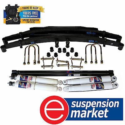 NEW FORD COURIER 4X4 50mm 2 INCH LIFT KIT 1987 - 2006 HEAVY LOAD