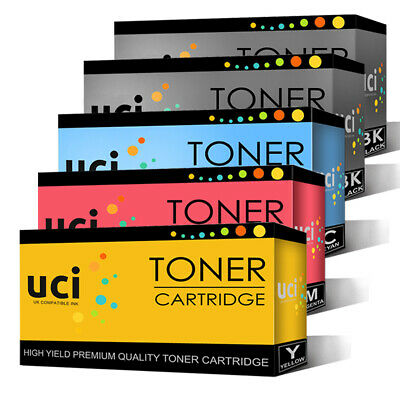 5 Toner Cartridges Replace for Samsung CLT-404S Xpress SL-C430 SL-C430W SL-C480