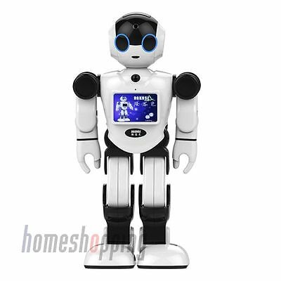 2016 Humanoid Intelligent Robot Toy Life Family Companion Entertainment MTK6572
