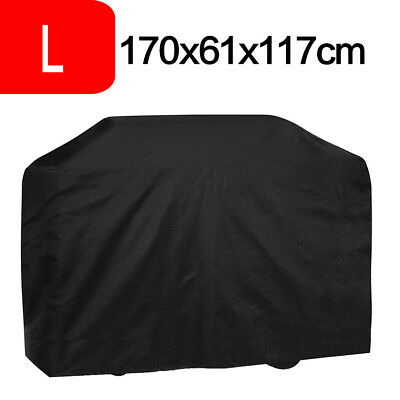 Large BBQ Cover Plein Air Imperméable Housse Barbecue Jardin Grill Protection