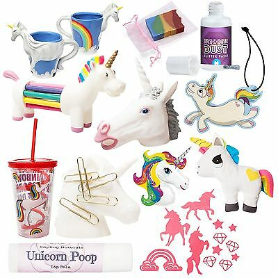 Unicorn Magical Mythical Themed Novelty Gifts Party Supplies
