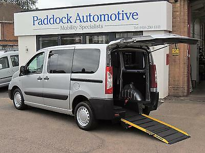 Peugeot Expert 1.6 HDi Tepee Comfort Disabled Wheelchair Adapted Vehicle WAV