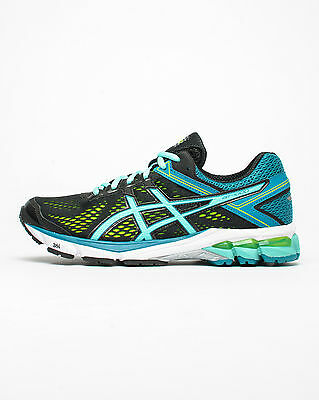 Asics Gt 1000 4 Womens Ladies Structure Support Running Gym Trainers Shoes Uk