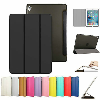 New Ultra Thin Smart Magnetic Leather Stand Case Cover for Apple iPad PRO 9.7""