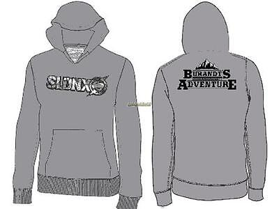 Slednecks Burandt Hoody - Gray Heather