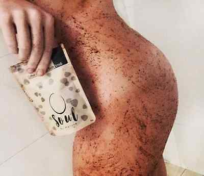 8 packets   Coffee Body Scrubs   FRANK's for looking