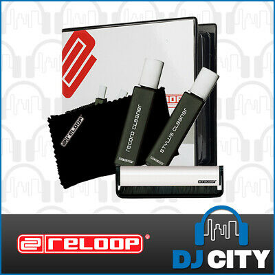 Reloop 221012 Professional DJ Cleaning Kit
