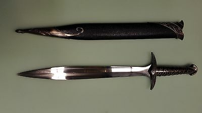 Sting, Sword of Frodo Bilbo Lord of the rings the hobbit with Scabbard