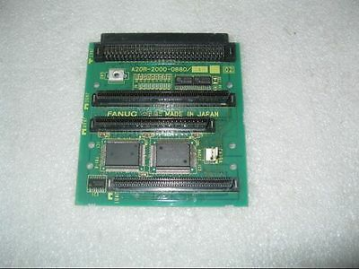 1PCS Used FANUC A20B-2000-0880 0I-TA backplane Tested
