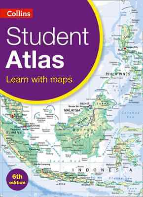 Collins Student World Atlas (Paperback)