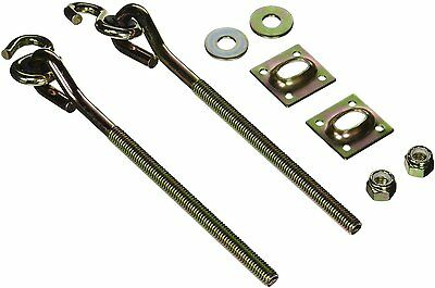National Hardware N264-077 Swing Hook Kit, Yellow Chromate,2/Pack