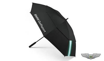 BMW New Genuine Golfsport Golf Functional Umbrella Sun Shade Brolly 80232285754