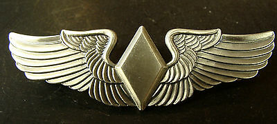 Wasp Pilot Wings Wwii Womens Air Force Service Pilots