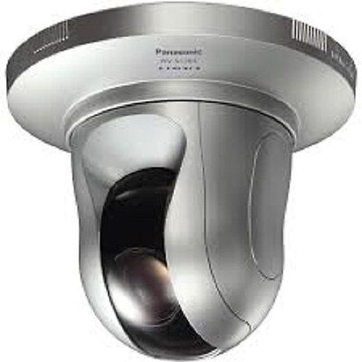 Panasonic WV-SC384 Indoor PTZ POE Camera - 720p HD Images