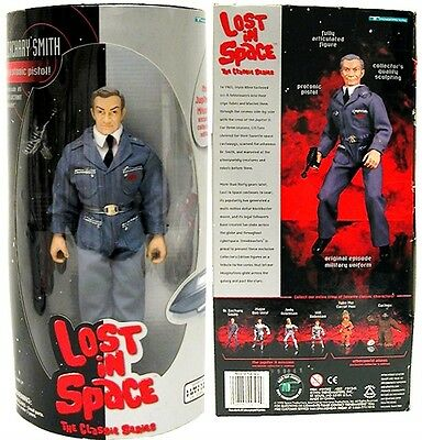 Lost In Space-  Colonel (Dr.) Zachary Smith  Action Figure