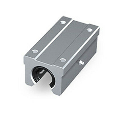 (1 PCS) SBR25LUU (25mm) Router Linear Motion Ball Bearing Slide Block FOR CNC