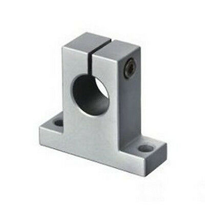 2pcs ID8mm SK8 linear rail shaft Mounting Blocks support XYZ table CNC Router