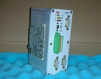 Used ABB RLM01 3BDZ000398R1 Redundancy Link Module