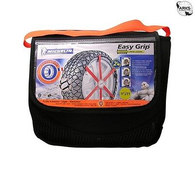 MICHELIN Easy Grip Snow Chains - Size X12 - 7911