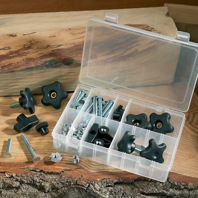 "Jig Hardware Kit for 1/2"" T Track"