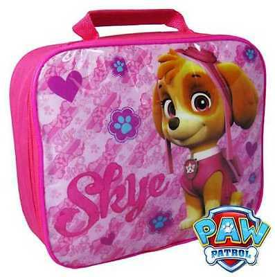 Paw Patrol Pink Lunch Bag - Skye - Insulated - Back to School