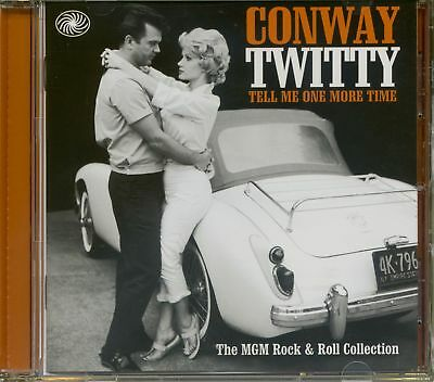 Conway Twitty - Tell Me One More Time (CD) - Rock & Roll