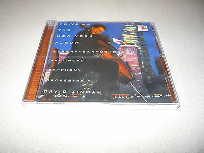 Yo - Yo Ma. The New York Album Brand New And Sealed