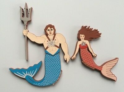 Mermaid or Merman USB Flash Drive 8 GB, Thumb Drive