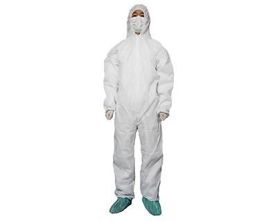 Coveralls Suits Protective Suit White Decorating Clothing Painting Spray M-XXXL