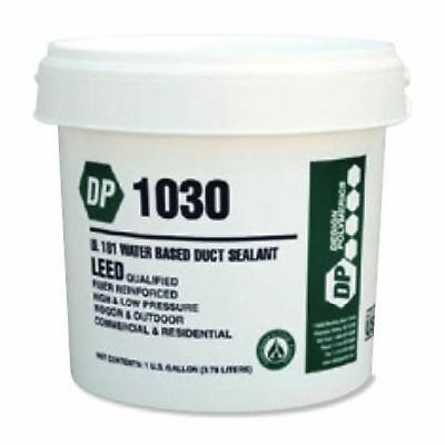 Design Polymerics Water Based Duct Sealant 1 gallon, Gray - DP-1030