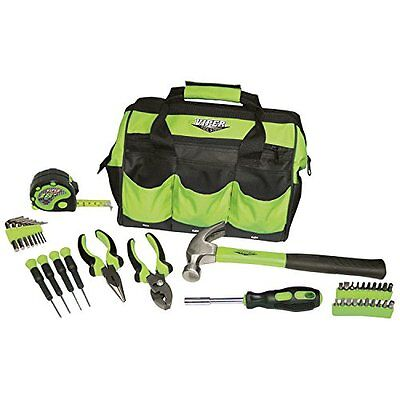 "Viper Tool Storage 12"" Bag with 30pc Tool Set"
