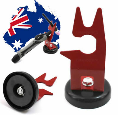 Red TIG Welding Torch Magnetic Stand / holder - Includes Tax Invoice