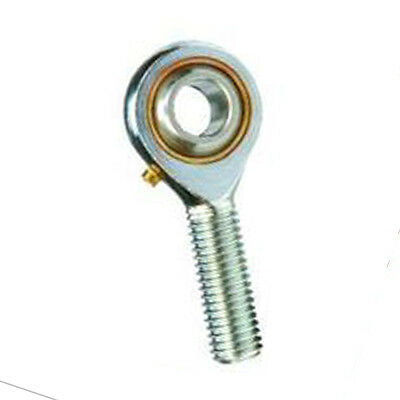 4pcs 10mm POS 10 right hand rod ends with male thread Spherical plain bearing