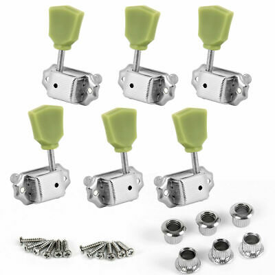 6 Pcs Set Guitar Tuning Pegs Tuners Keys Machine Heads for Gibson Les Paul Parts