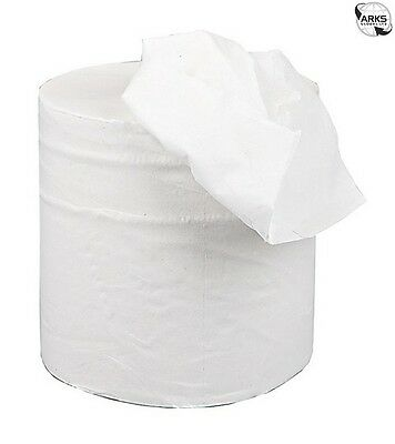 ESSENTIALS 2 Ply White Centrefeed Roll - 150m x 190mm - Pack of 6 - C2W159F