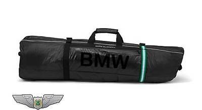 BMW New Genuine Golfsport Golf Sports Travel Cover (Black) 80222285763