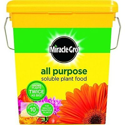 All Purpose Soluble Plant Food Tub, 2 kg, Scotts Miracle-Gro, Healthy Plants