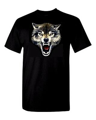 Wolf Bite T-Shirt All Sizes And Colors (74)