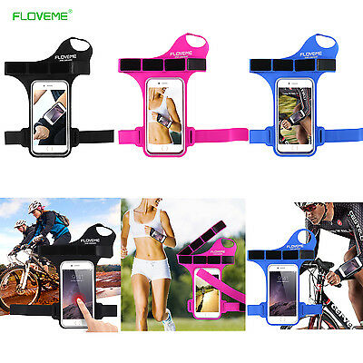 Sports Running Jogging Gym Armband Phone Case Cover Holder Pouch iPhone 6 Plus #