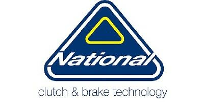 National Solid Flywheel Conversion Clutch KIt - CK9930F