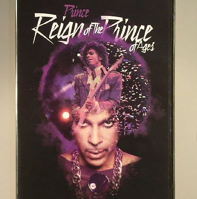 PRINCE - Reign Of The Prince Of Ages - DVD