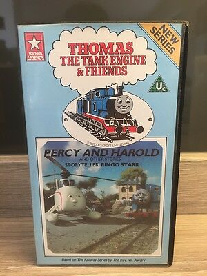 Thomas The Tank Engine And Friends on Tank Engine Vhs Ebay