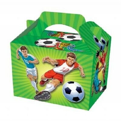 50 Football  Food-Lunch Boxes - Parties - Weddings - Picnics